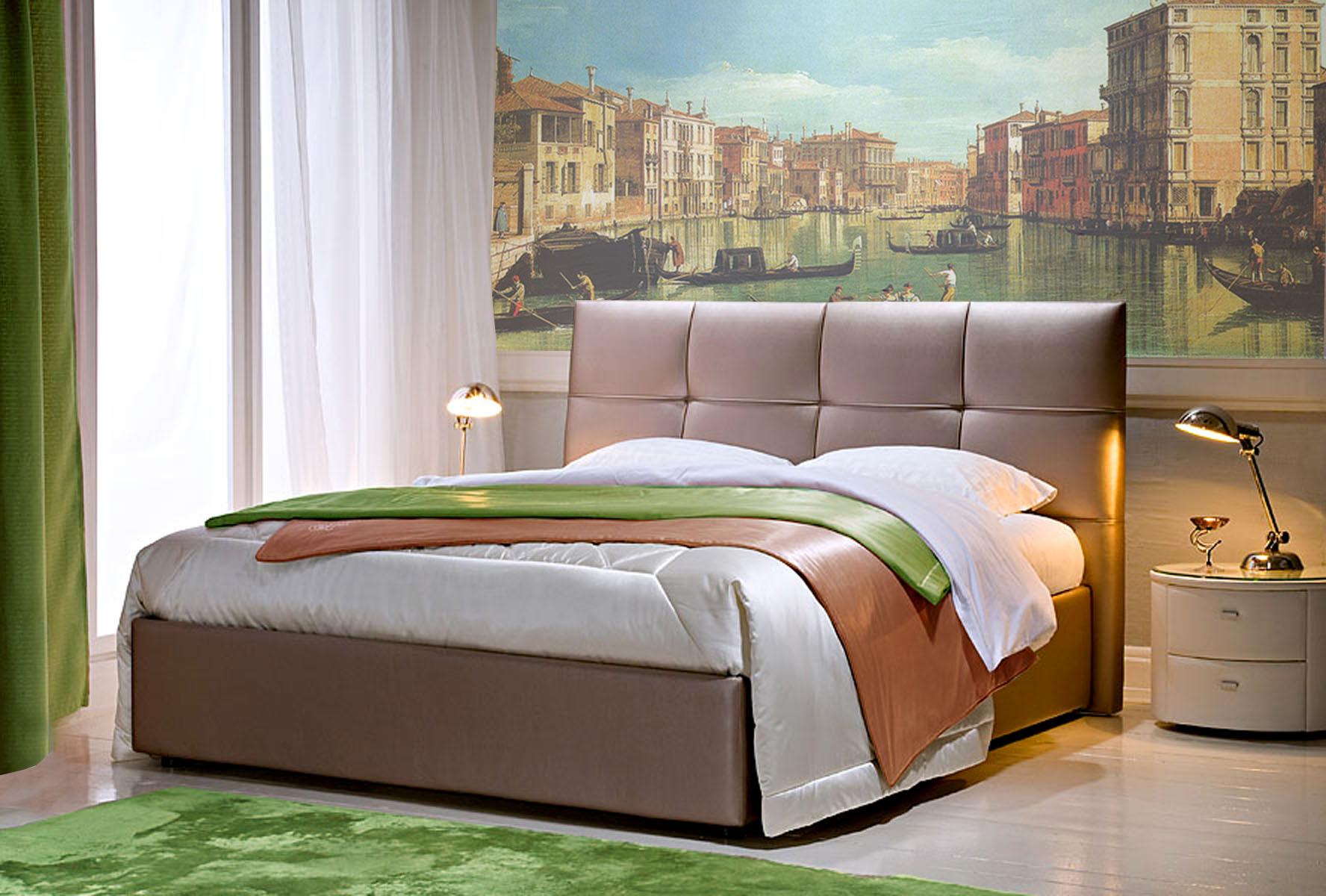 Кровать аскона с подъемным механизмом марта